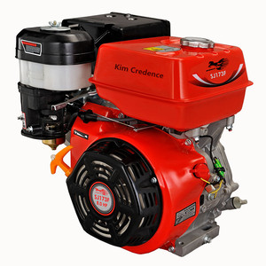SJ173F-L 8hp Gasoline engine of reduction by gear