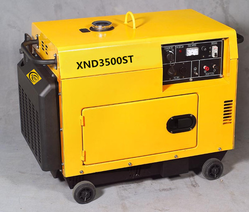 SJ3500-T 3KW Diesel generator Silent Type