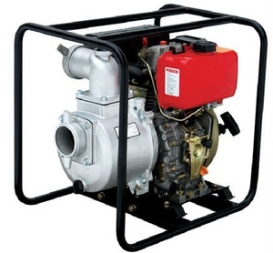 SJ80WP-170F 3 inch DIESEL WATER PUMPS