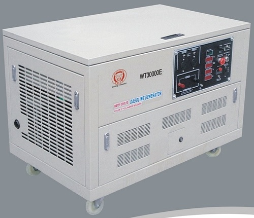 WT25000SE 20KW Four sylinder Gasoline generator whith electric start and three phase