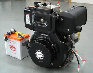 170FE 4HP Air-cooled diesel engines with electrical starter