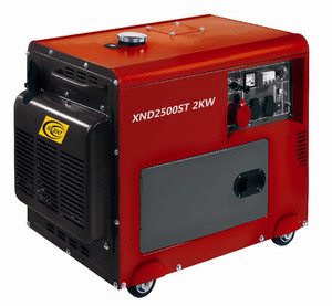 SJ2500-T 2KW Diesel generator Silent Type