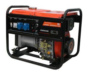SJ6500 5KW Diesel generator with recoil starter