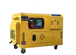 SJ8600-T 8KW Diesel generator Silent Type