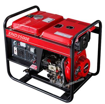 SJ3500E 3KW Diesel generator electric start