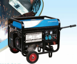 JWS-300E 6.5KW Gasoline generator-welder
